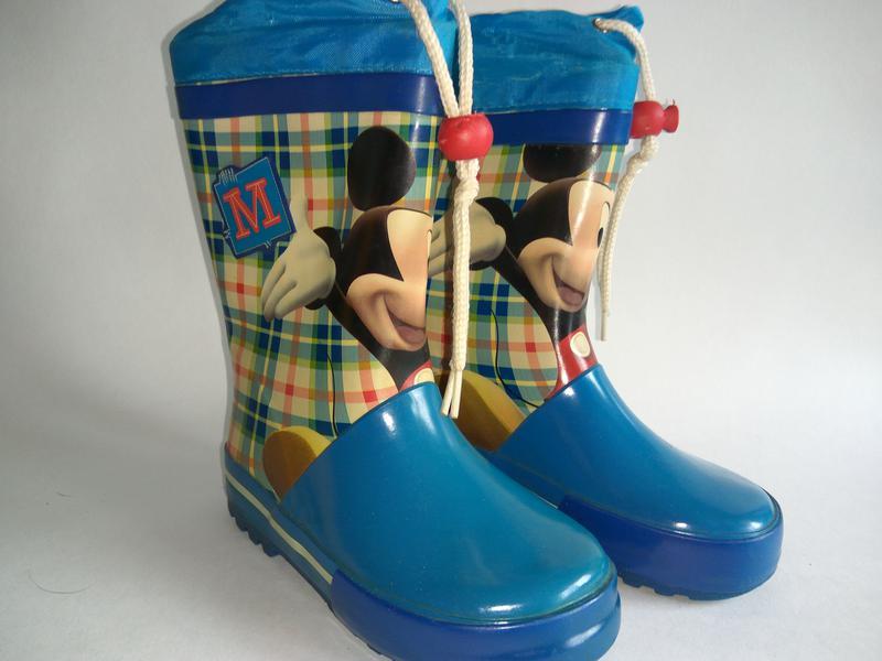 Дитячі гумові чоботи Disney 0c5a75eda680f