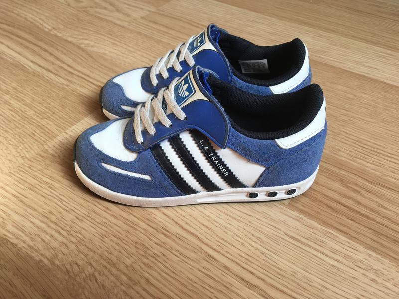 d05196323330ab Детские кроссовки adidas la trainer Adidas, цена - 350 грн ...