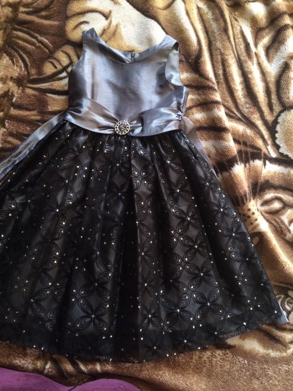 79bc86f0ea0 Нарядное платье для девочки 8- 10 лет!!!1 фото ...