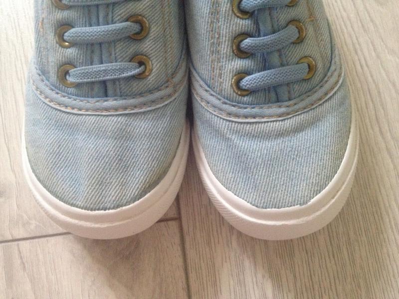 f6cdf86c Продам джинсовые кеды!недорого!, цена - 149 грн, #11607282, купить ...