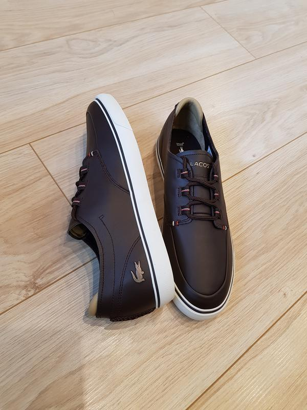 73bb64678 Мужские туфли lacoste. новые Lacoste, цена - 2100 грн, #11656268 ...
