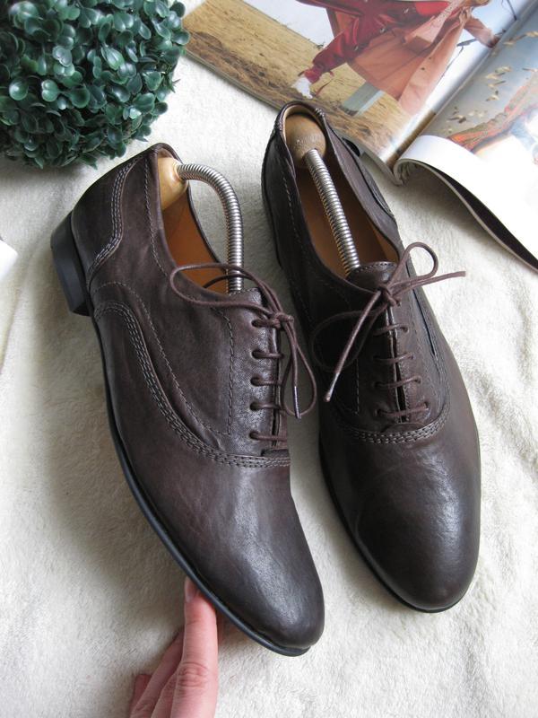 333e26a77 Стильные туфли на шнуровке lloyd (германия), натуральная кожа, р-р 401 ...