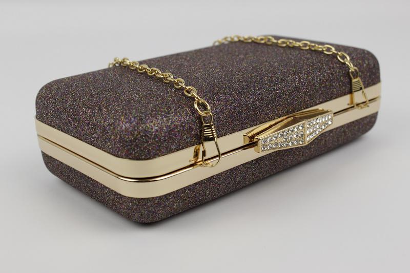 Вечерний клатч rose heart 09829 сливовый , сумочка на цепочке, цена ... 46cf91b1560