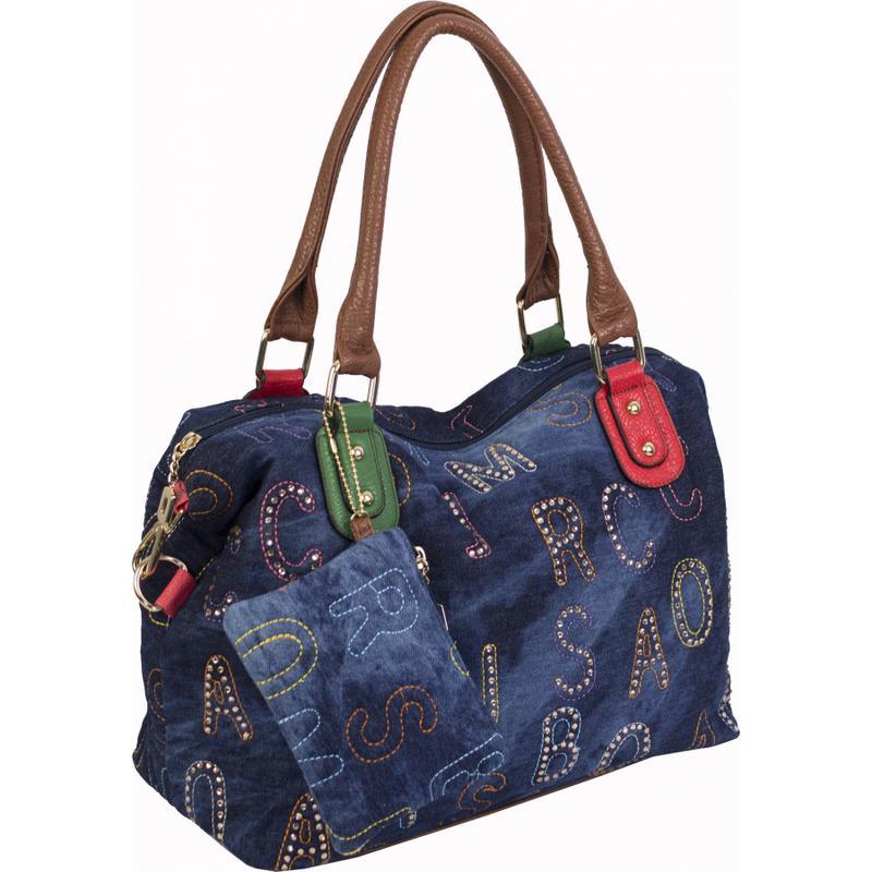 22a7ea774728 Джинсовая сумка, размер: 42x30x16, цена - 596 грн, #11687687, купить ...