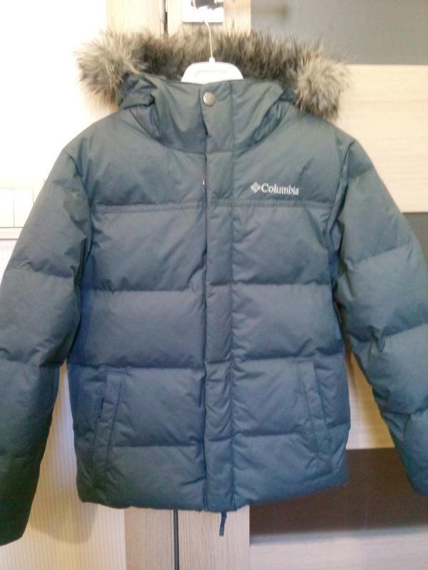 Зимняя куртка пуховик columbia omni - heat Columbia 1984806781d0c
