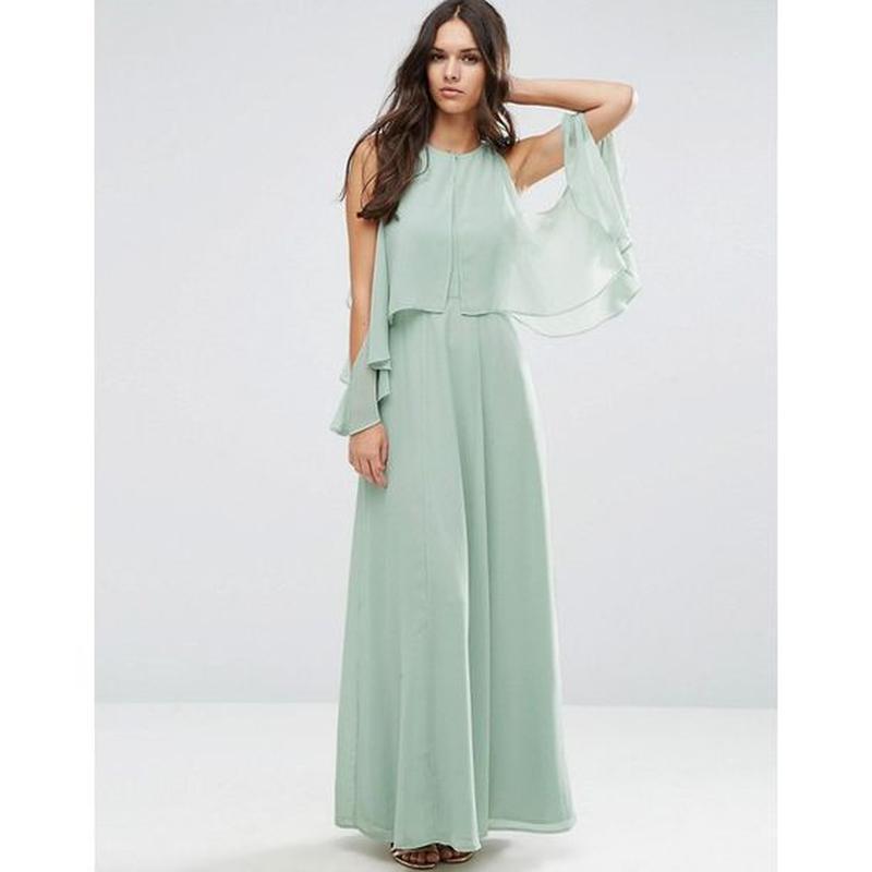 743017bc44d9 Шикарное светлое вечернее платье от asos в пол на торжество, свадьбу,  выпускной1 ...
