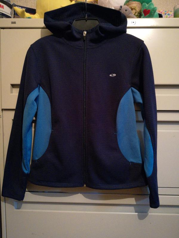 6e0e5cd49c37 Спортивная кофта куртка фирменная Champion, цена - 150 грн ...