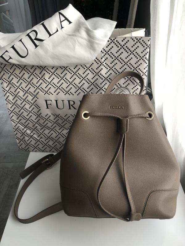 b9486312187d Сумка furla (furla stacy bucket bag m color daino) Furla, цена ...
