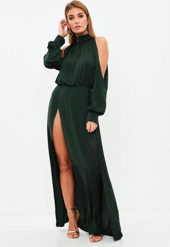 Зелене вечірнє плаття   смарагдове плаття   вечернее платье1 ... 9dac4ad4448e3