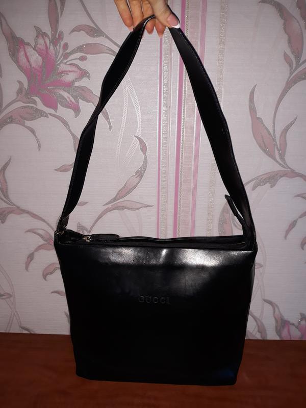 Шикарная кожаная сумка gucci. made in italy Gucci, цена - 650 грн ... 43ade03b87a