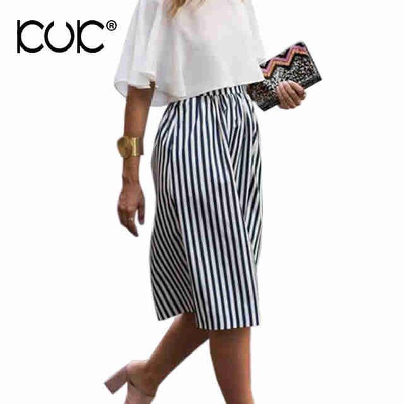 b726863360b Длинная юбка в полоску полосатая юбка миди в пол спідниця макси белая в  черную полоску1 фото ...
