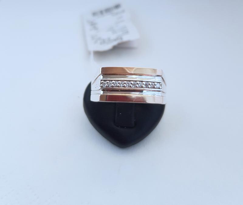 3608a98cd4f9 Печатка кольцо мужское 925 проба, размер 22.5., цена - 812 грн ...
