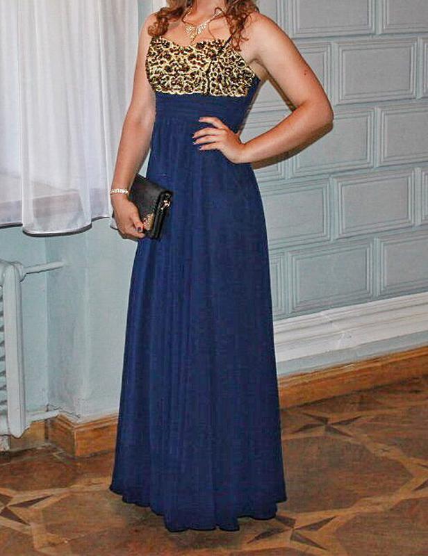 1ce8767202c Шикарное вечернее выпускное платье la donatella(турция)1 фото ...