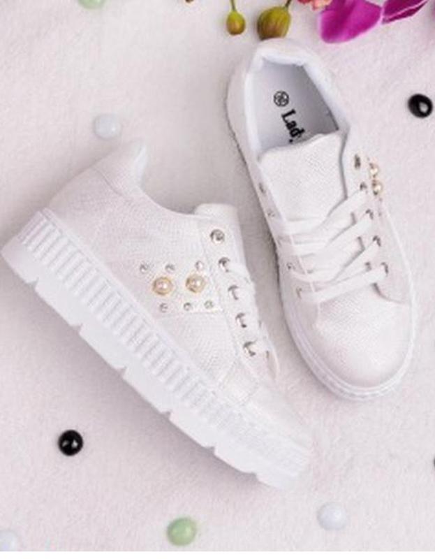 Стильні кросівки на платформі)1 ... 1facd1044848f