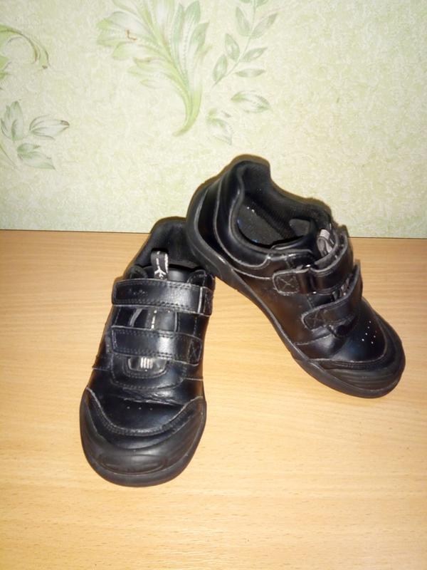 Кожаные кроссовки e8d926078e1cd