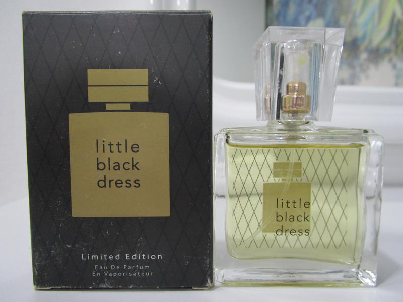 little black dress цена 30 мл