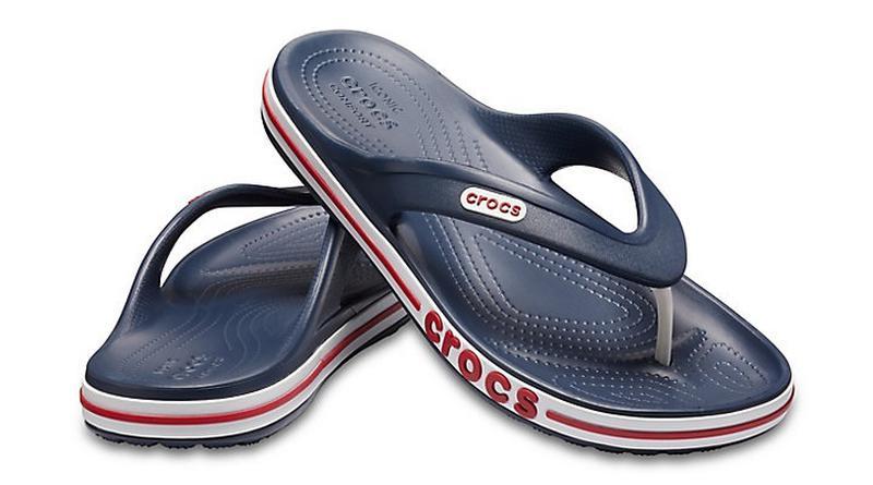 36241d8f1 Отличные мужские crocs bayaband flip в наличии! Crocs, цена - 690 ...