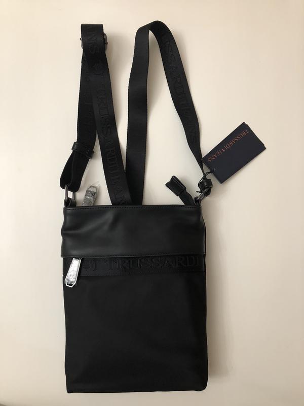 892b7175e6ec Trussardi оригінал сумка чоловіча Trussardi, цена - 2200 грн ...