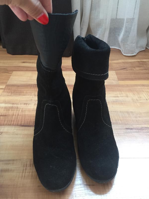 Замшевые ботиночки ботинки полусапожки от geox 39раз (Geox) за 198 грн.  b05fe7d7b0a84