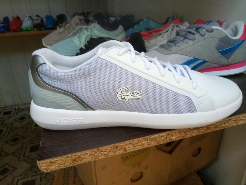 Кеды, кроссовки, туфли lacoste originals (42 27 cm) Lacoste, цена ... dd89709a91e