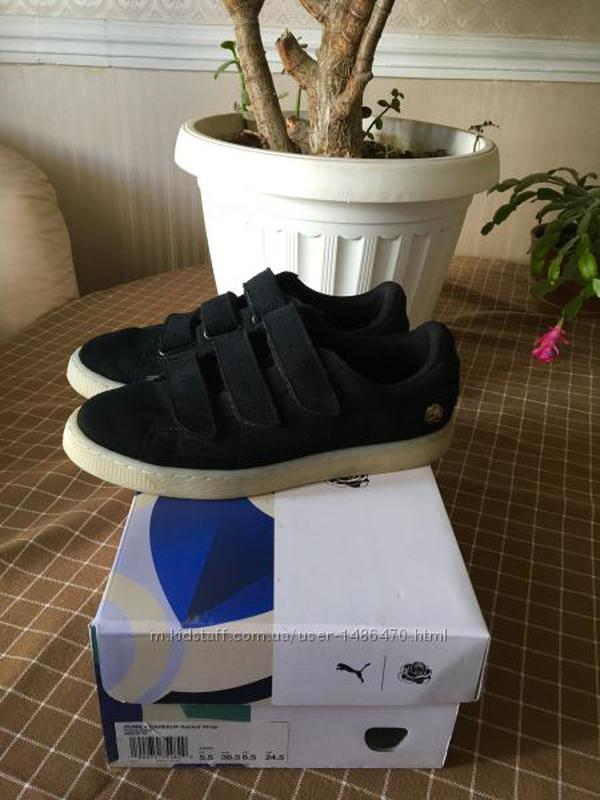 sneakers for cheap d83cb 0dc2a Кроссовки puma x careaux basket strap whisper (Puma) за 900 грн. | Шафа
