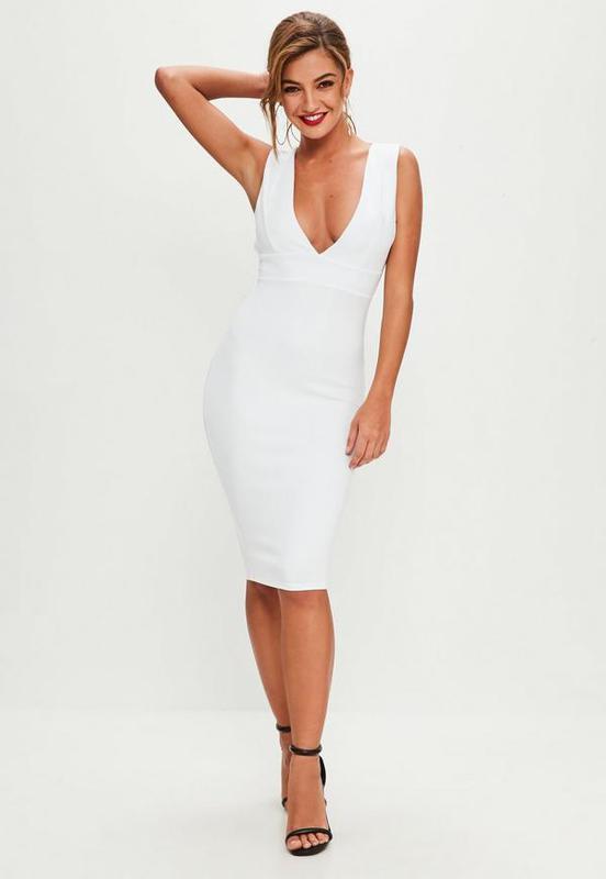 ef62296e4c6 Белое платье футляр