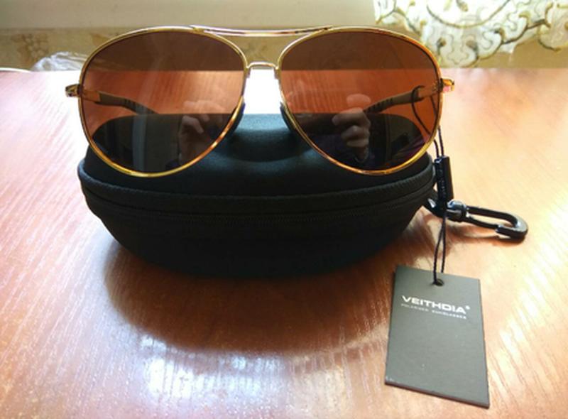 Новые солнцезащитные очки veithdia полароид поляризованные1 ... 0b2f133867864