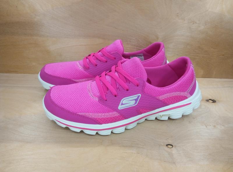 3d68a65a9abd Супер удобные яркие классные слипоны кроссовки skechers go walk 2 ( 39  размер )1 ...