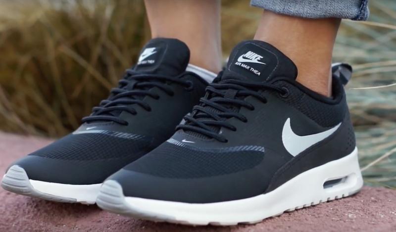 6a9ced40 Кроссовки nike air max thea black Nike, цена - 1200 грн, #11995344 ...