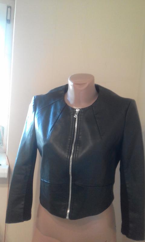 Коротка весняна куртка-піджак orsay(маленький подарунок в нагрузку) ... db8296d4c07c5