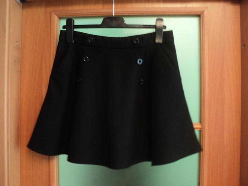 В офисе мини юбка 13