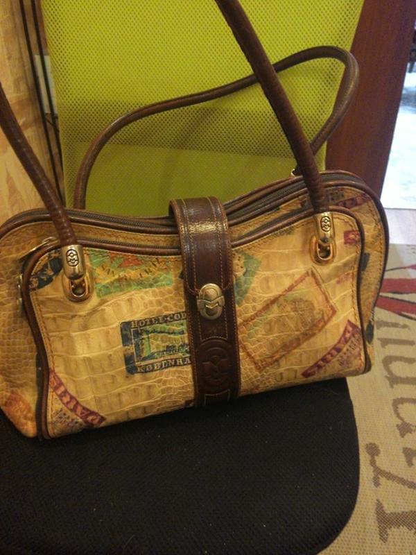 8c047a1eb95e Сумка marino orlandi,оригинал,кожа, цена - 1500 грн, #1435930 ...