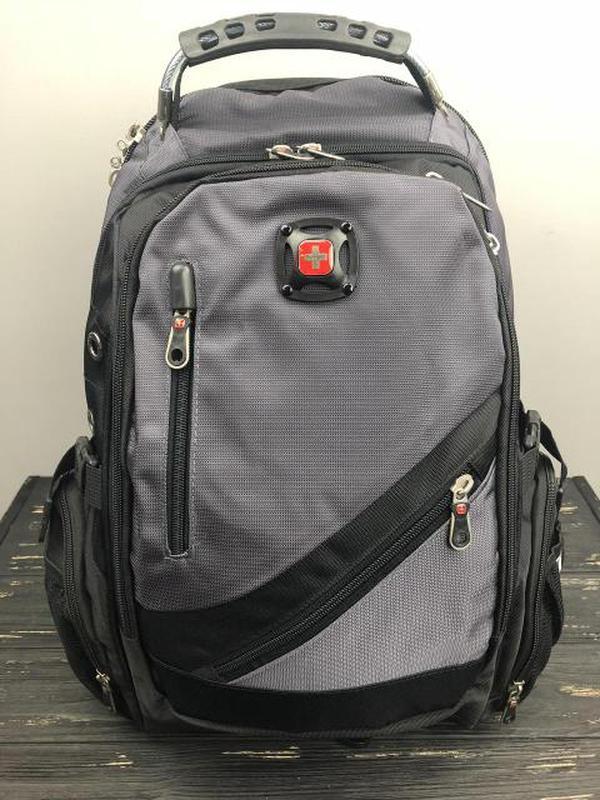 70e214502df1 Школьный стильный городской рюкзак swissgear wenger(8815)1 фото ...