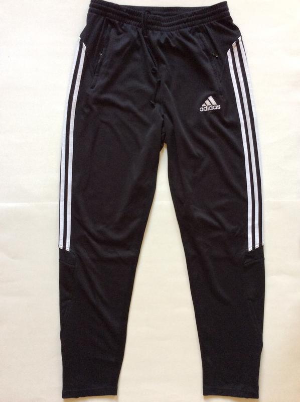 fdb8b63f Мужские спортивные штаны adidas зауженные l Adidas, цена - 600 грн ...