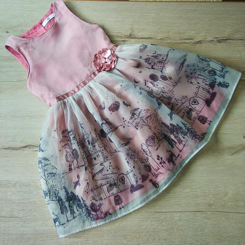 b834302e0c2 Пышное нарядное платье1