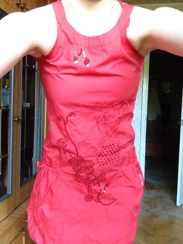 bf066e492bf Платье с японкой desigual десигуал Desigual