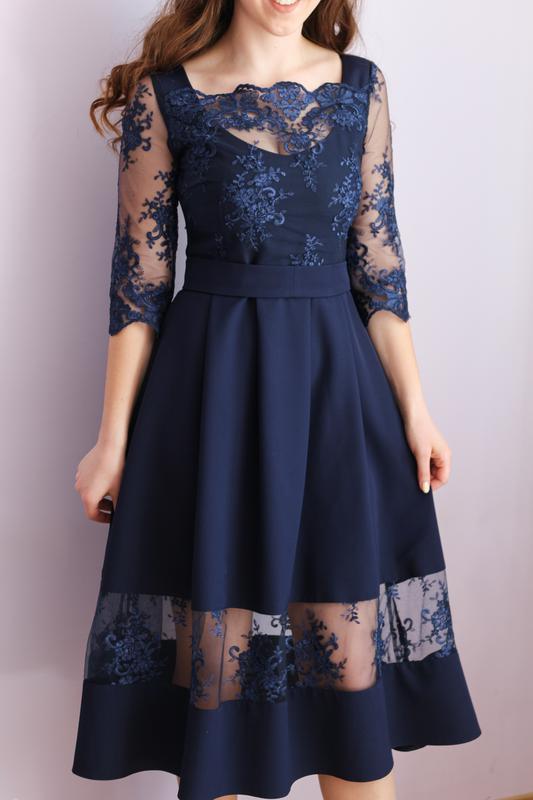 6ddf8bfe458c0a ... Шикарне плаття з мереживом 😍❤ на випускний, на весілля . випускне  плаття2 фото ...