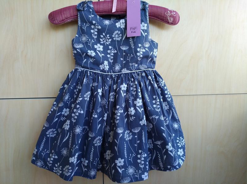 79fb1541229 Платье f f на 2-3 года новое1 ...