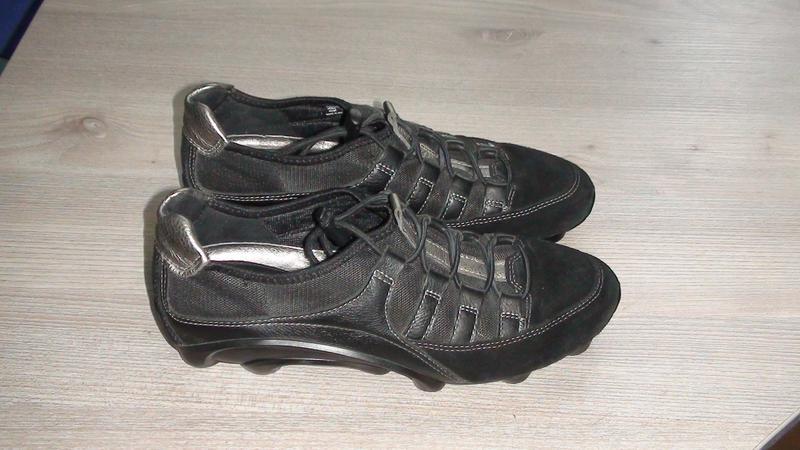 Ecco- шкіряні кросівки. р- 36.(24см). Ecco c3348260a8d16