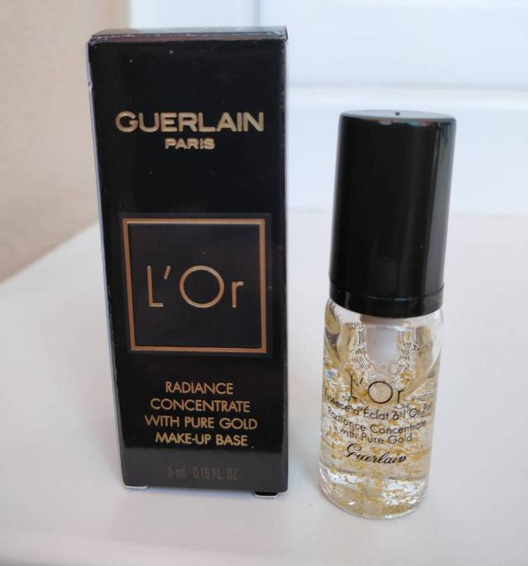 база под макияж Guerlain Lor Radiance Concentrate With Pure Gold 5