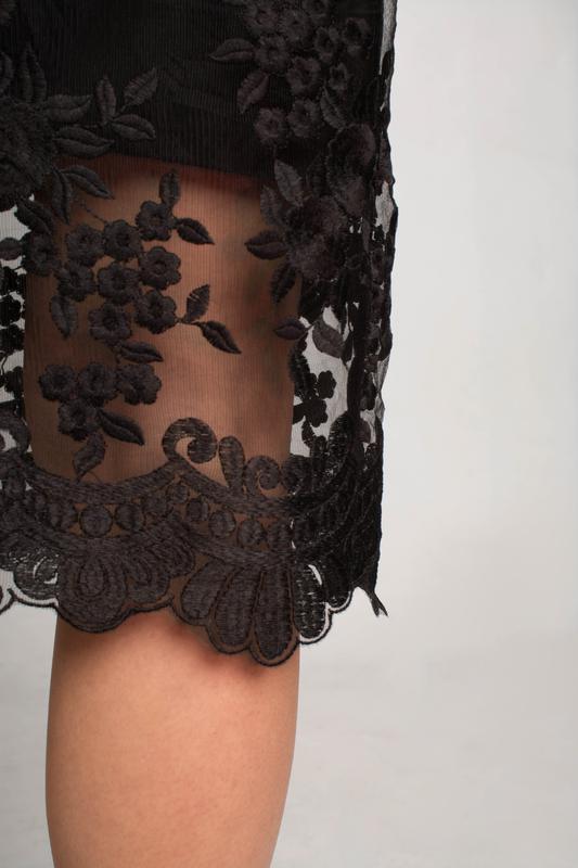 4d1dfb19920aebd Вечернее платье с кружевом ganveri, цена - 3200 грн, #12182298 ...