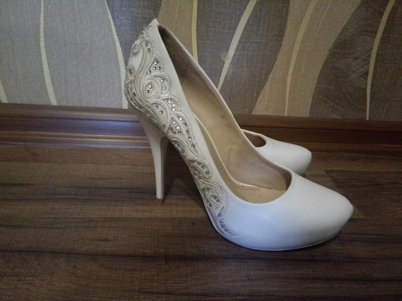 Свадебные туфли 36 р vina vestina1 ... 8e41336898f43