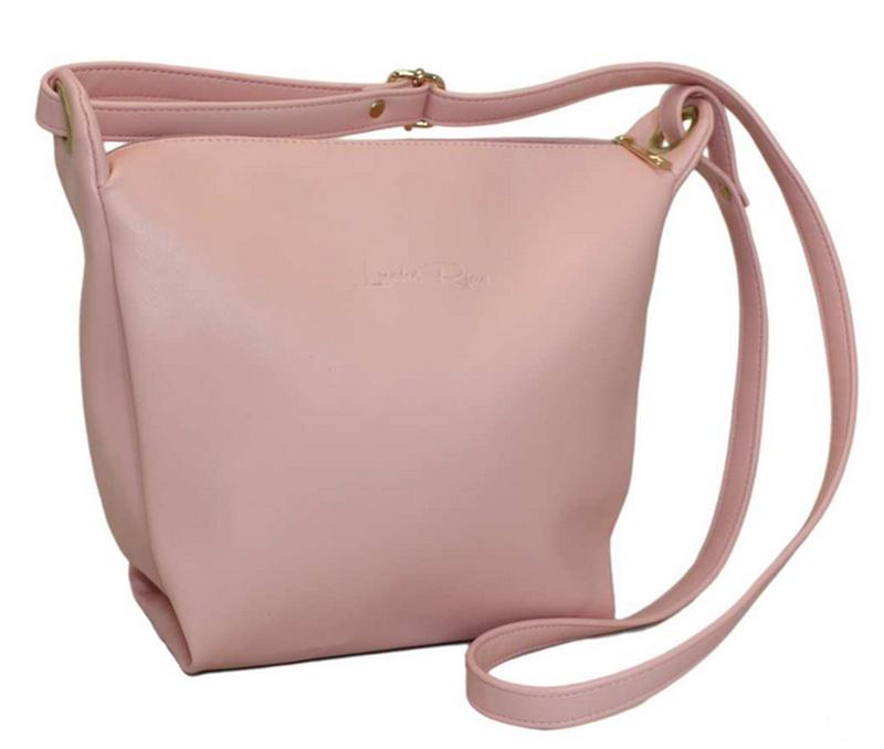 Жіноча сумка lucherino камелия пудра1 ... fb80cdb6c7cc0