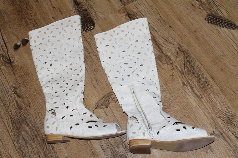 Літні чоботи з перфорацією)1 ... 9589090d0ed57
