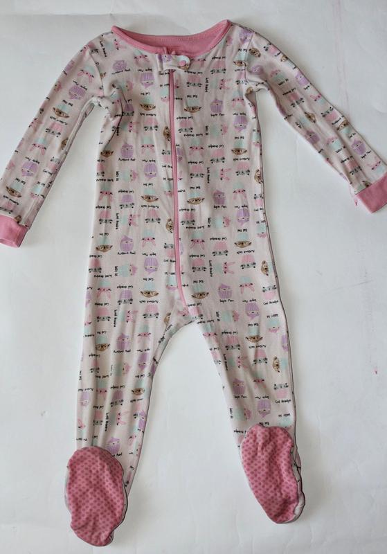 Человечек  пижама слип на 2 года 77b594ad0f136