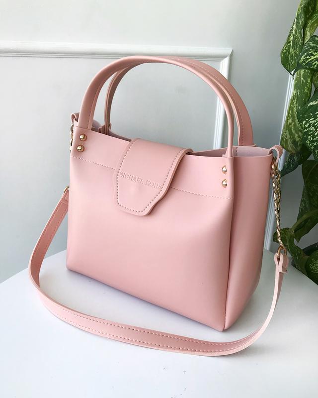 79f12419e6df Розовая сумка - новинка 2018 года, цена - 699 грн,  12305197, купить ...