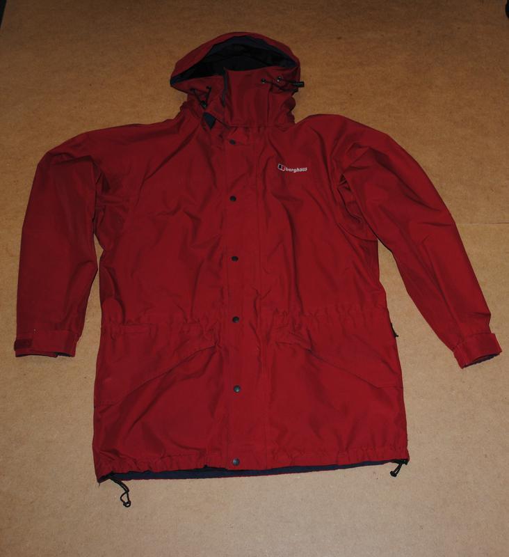 Berghaus куртка 3
