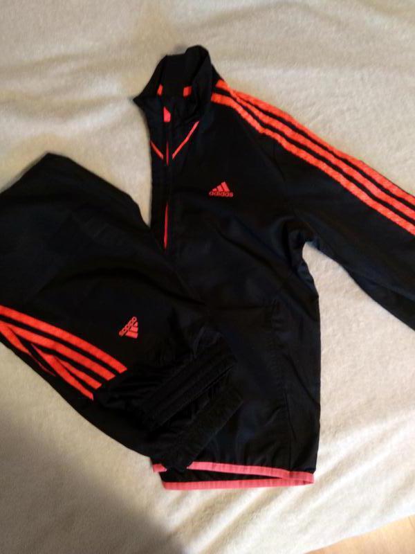 69cb01d0 Спортивный костюм adidas (оригинал) 10 лет,140 см Adidas, цена - 450 ...