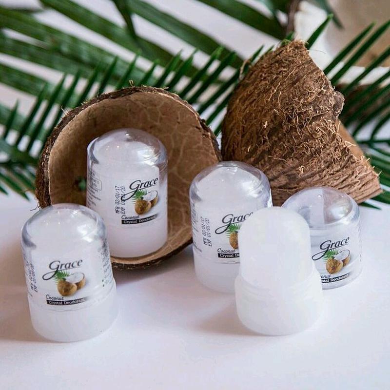 Тайский твердый натуральный (солевой) дезодорант из природных квасцов!1 ... ef9800b7b2ec1