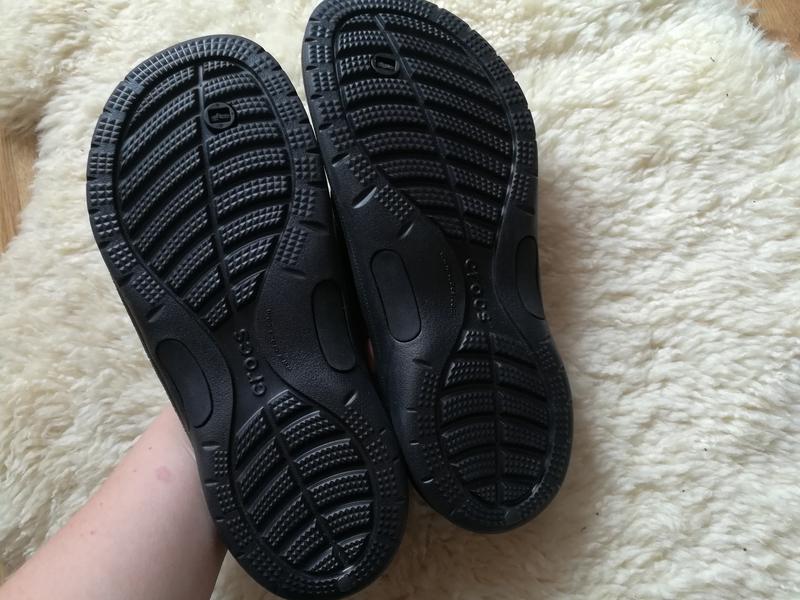 bad4ab66 Шлепанцы шлепки вьетнамки кроксы crocs m9 Crocs, цена - 550 грн ...